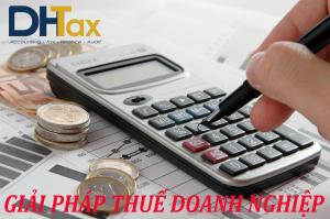 Hình ảnh dịch vụ thuế doanh nghiệp