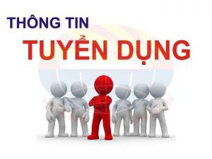 DHTax tuyển dụng Nhân viên Kế toán tổng hợp