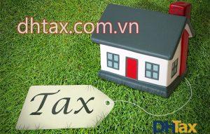 Các loại thuế phải nộp khi mua bán nhà đất 3