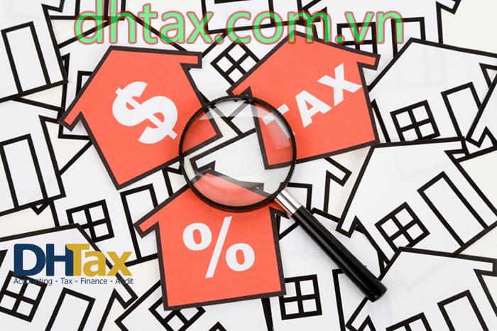 Các loại thuế phải nộp khi mua bán nhà đất