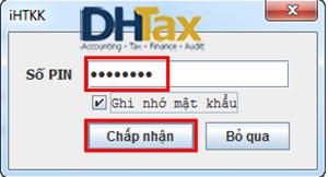 Cách nộp tờ khai thuế qua mạng đơn giản 2018 3