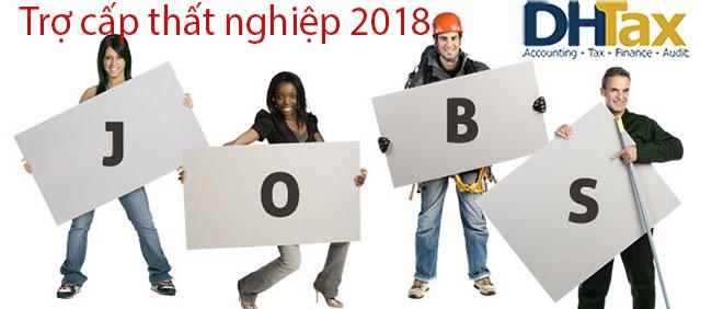 Điều kiện để được hưởng trợ cấp thất nghiệp 2018
