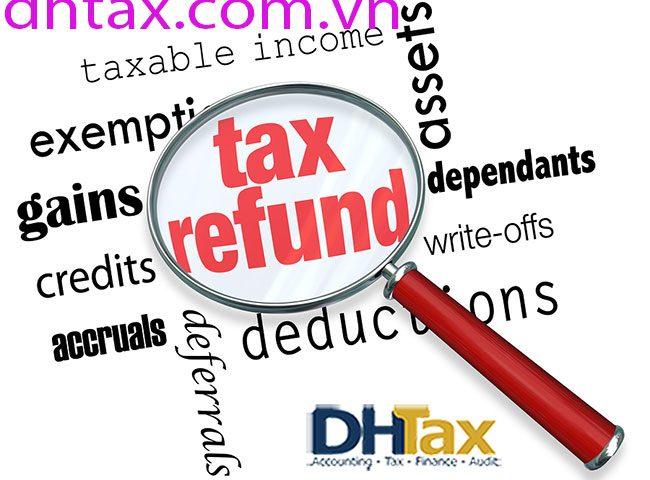 Những đối tượng và trường hợp được hoàn thuế