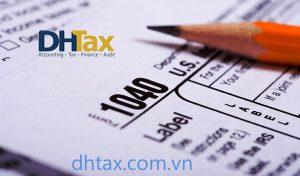 Chi phí làm báo cáo thuế hàng tháng 2