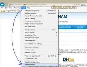 Lỗi không đăng nhập vào nhantokhai.gdt.gov.vn được 4
