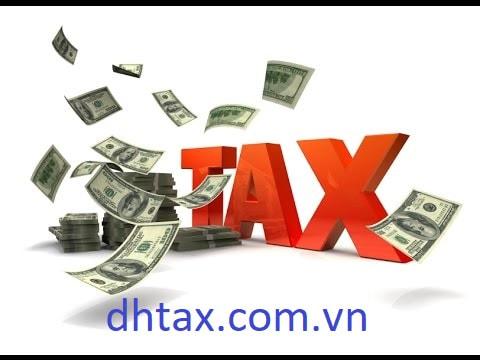 các loại thuế cần đóng khi thành lập doanh nghiệp