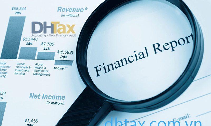 Mẫu báo cáo tài chính theo thông tư 200 2