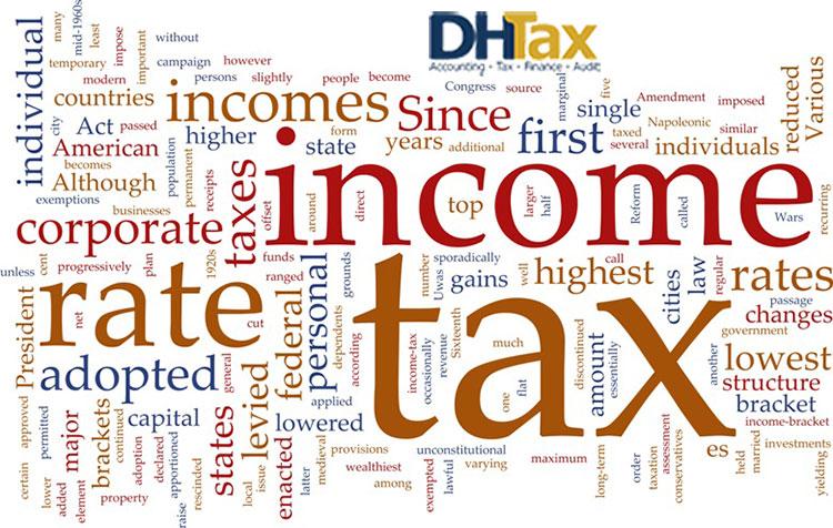 Thông tư mới về thuế 2018