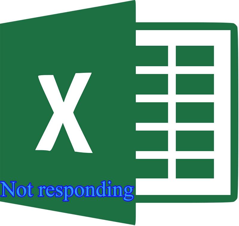 Lỗi Excel bị treo NOT RESPONDING thì sửa như thế nào