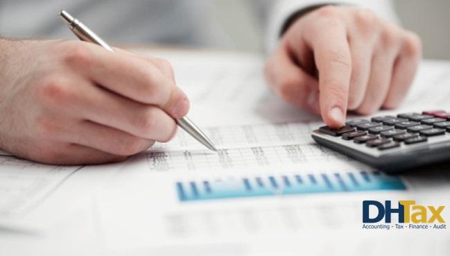 Các kỳ báo cáo cần thực hiện của ngành Tài chính