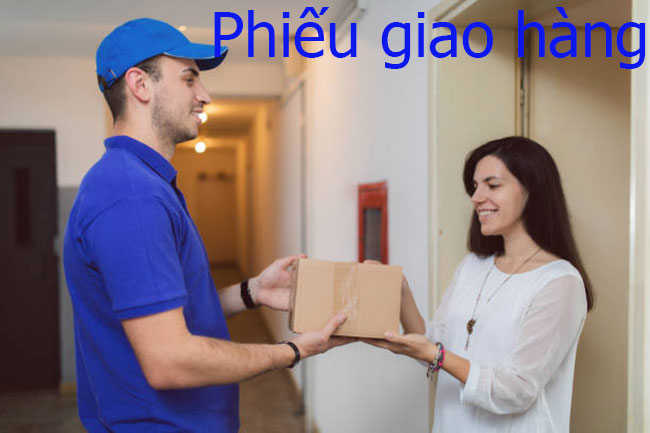 Phiếu giao hàng